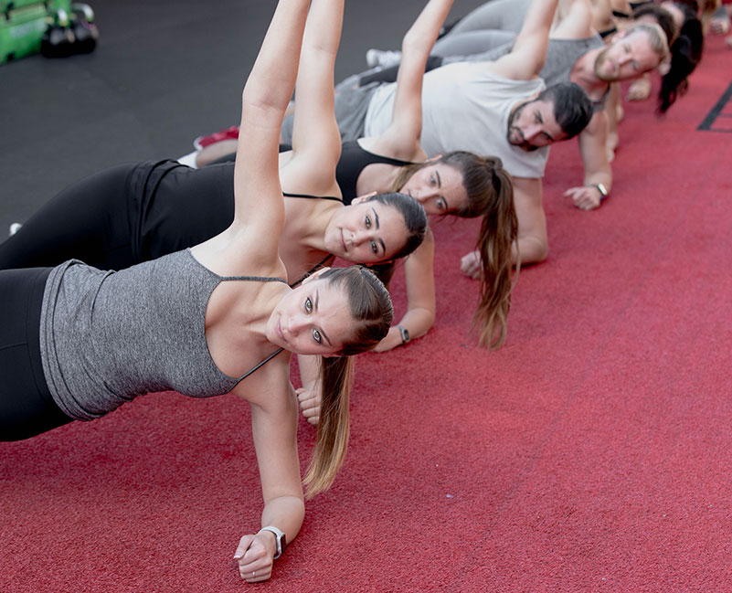 Integrated Fitness and Education